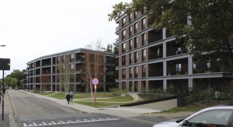 Drie appartementen Mortsel
