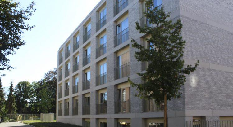Woongebouw Brabanconnestraat Leuven