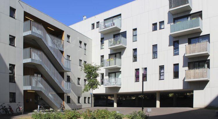 Appartementen Burgtstraat Leuven